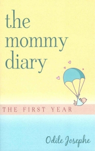 The Mommy Diary : The First Year book cover