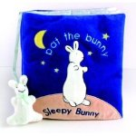 Sleepy Bunny Pat The Bunny Cloth Book