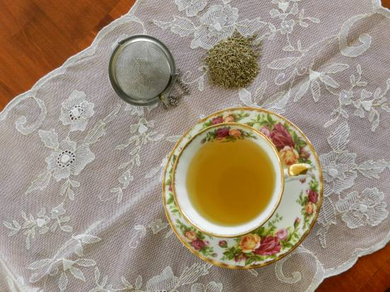 A CUP OF ANISE TEA